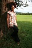 afrykanina kobieta fotografia royalty free