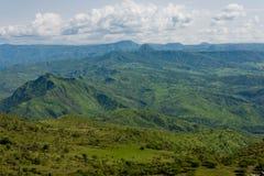 Afrykanina krajobraz. Etiopia Obrazy Stock