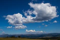 Afrykanina krajobraz w Mpumalanga Południowa Afryka Fotografia Royalty Free