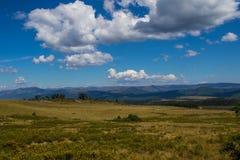 Afrykanina krajobraz w Mpumalanga Południowa Afryka Obraz Stock