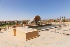 Afrykanina park przy Aswan, Egipt Fotografia Royalty Free