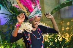 afrykanina przyjęcie Obraz Royalty Free