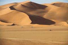 afrykanina pustyni krajobraz Obrazy Stock