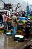 afrykanina rybi hurtowy rynek dla małego dłoniaka ryba obrazy royalty free