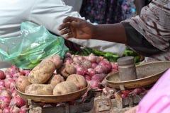 Afrykanina rynek Debark w Etiopia Obrazy Stock