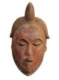 afrykanina stary maskowy Obraz Royalty Free