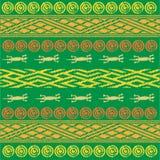 afrykanina wzór Zdjęcia Royalty Free