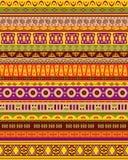 afrykanina wzór Obrazy Stock