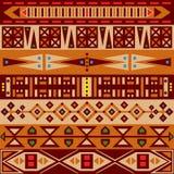 afrykanina wzór Fotografia Royalty Free