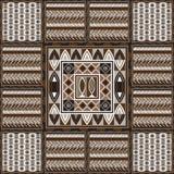 Afrykanina wzór 60 Zdjęcia Stock