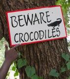 Afrykanina znak z tekstem Fotografia Royalty Free