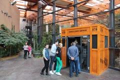 Afrykarium,弗罗茨瓦夫动物园 库存图片