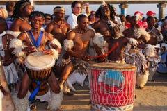 afrykańscy dobosze Zdjęcie Stock