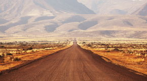 afrykańskie góry Zdjęcie Royalty Free