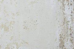 Afschilferende verf op een muur Stock Afbeelding