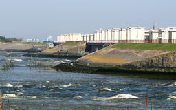 Afsluitdijk стоковые фото