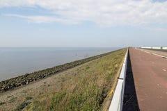 Afsluitdijk Obrazy Stock