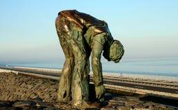 Afsluitdijk Stock Images