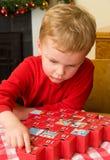 Aftelprocedure aan Kerstmis Royalty-vrije Stock Foto's