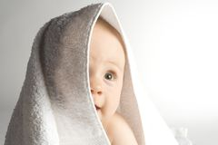 Free After Bath Royalty Free Stock Photos - 981218