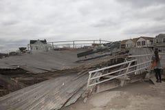 Aftermath hurricane Sandy Stock Photos