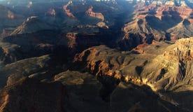 Afternon de Grand Canyon Fotos de Stock