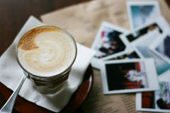 Afternoon coffee Stock Images