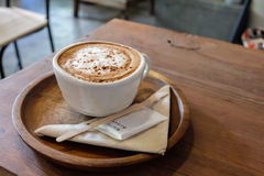 Afternoon coffee Royalty Free Stock Images