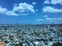 Afternoon in Danang Stock Images