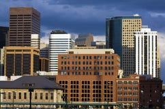Afternoon in Denver Stock Images