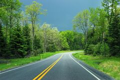 Afternoon Drive (6) Royalty Free Stock Photo