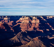 Afternoon at the Grand Canyon Royalty Free Stock Photos