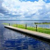 Afternoon on Lake Monroe Royalty Free Stock Photo