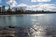Afternoon in Manly Stock Images