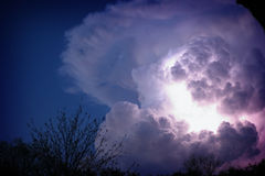 Afternoon Storm Royalty Free Stock Image