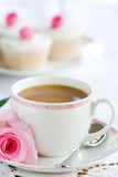Afternoon tea Stock Photography