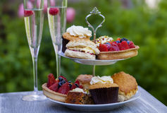 Free Afternoon Tea Royalty Free Stock Photo - 54345445