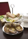 Afternoon tea. Stock Images