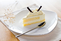 Afternoon tea cake Stock Photo