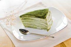 Afternoon tea cake Stock Photos