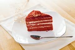 Afternoon tea cake Royalty Free Stock Photos
