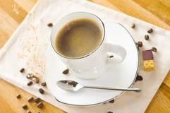 Afternoon tea  coffee Stock Image