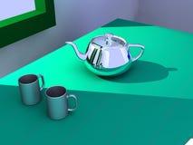 afternoon Tea time Stock Photos
