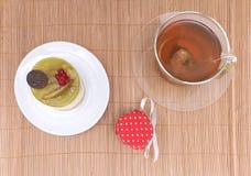 Afternoon tea treat Stock Image