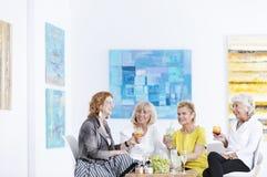 Afterparty в галерее Стоковые Изображения
