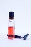aftershave płukanki żyletka Zdjęcie Royalty Free