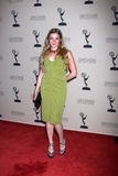 Afton Boggiano arrives at the ATAS Daytime Emmy Awards Nominees Reception Royalty Free Stock Photo