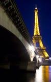 Afton Paris, Frankrike Royaltyfria Bilder