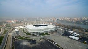 afton Rostov-On-Don Ryssland Royaltyfri Bild