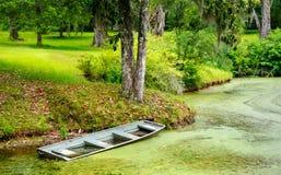 Afton Villa gardens stock image